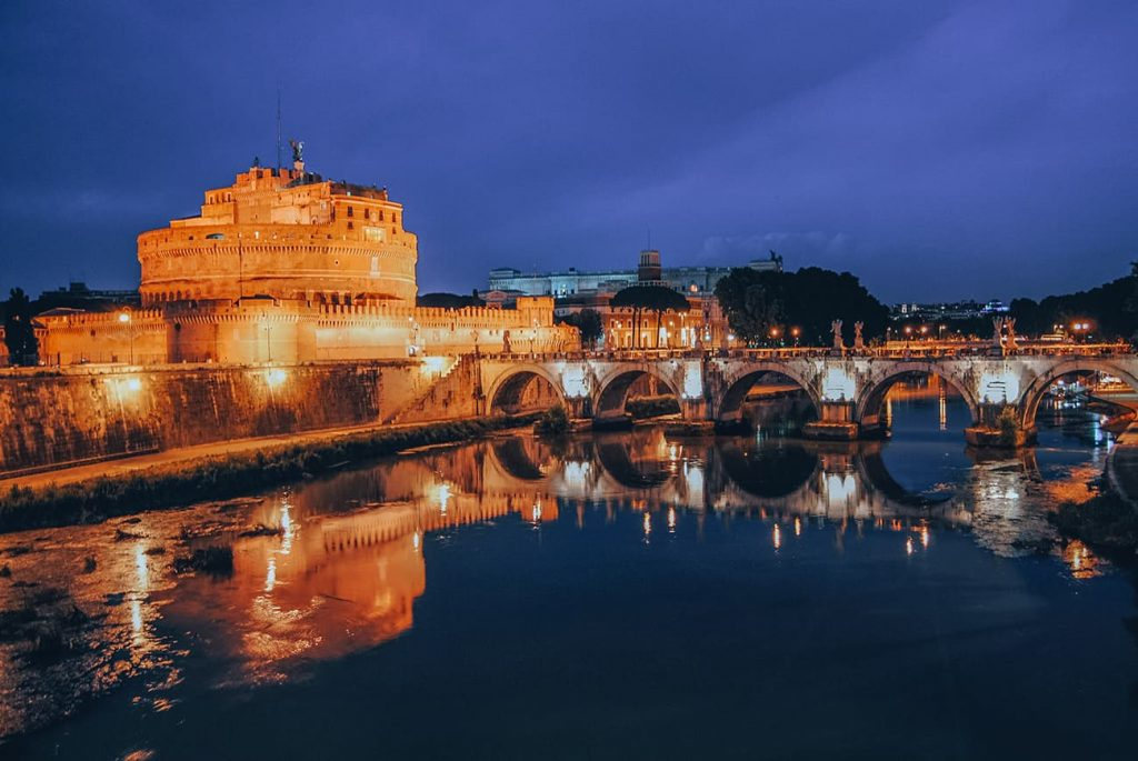 rome- travel after covid